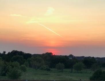 Sunset Aug 2019